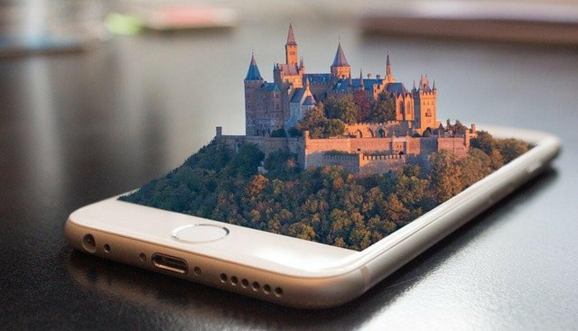 Online business - building a virtual castle
